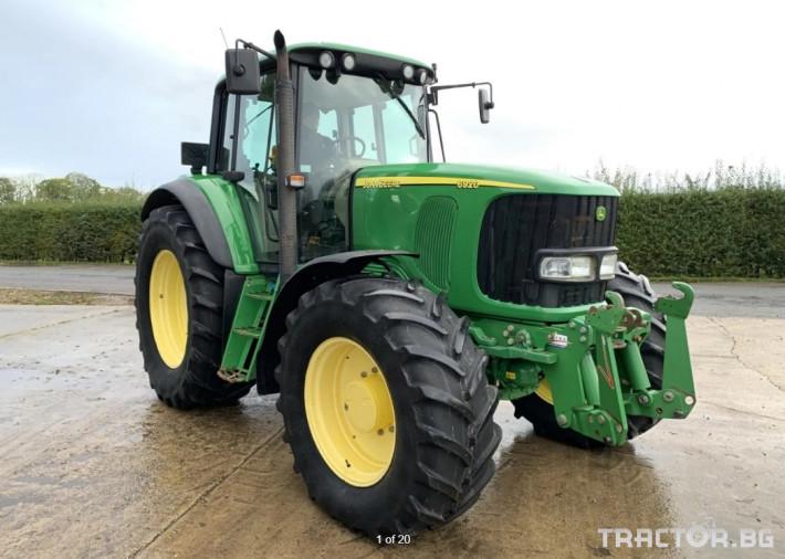 Трактори John-Deere 6920!!! 0