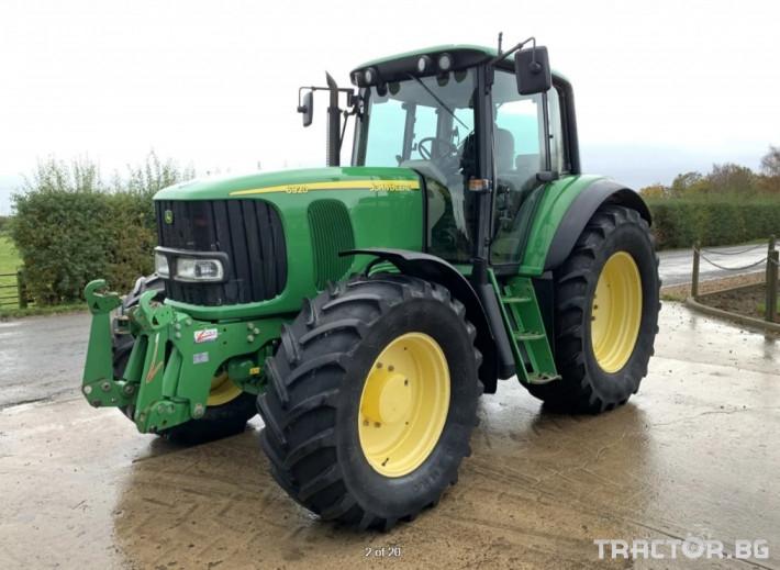 Трактори John-Deere 6920!!! 1