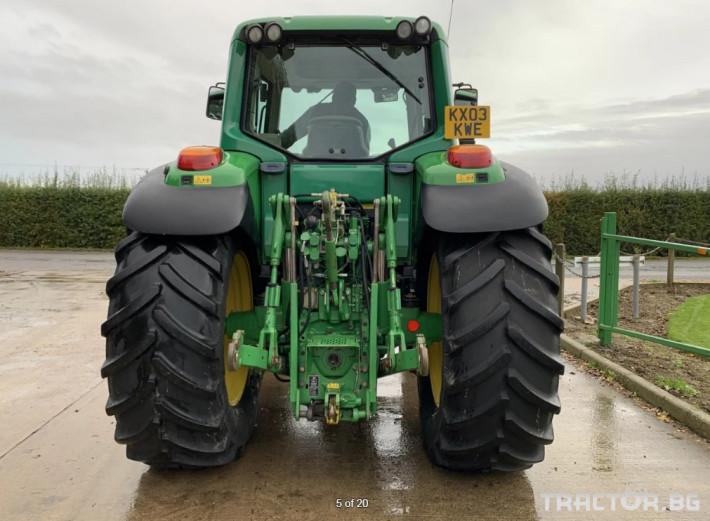 Трактори John-Deere 6920!!! 4