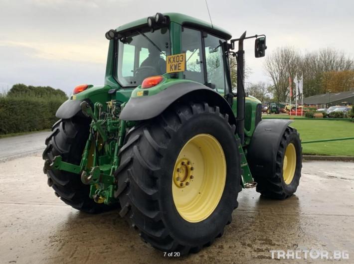 Трактори John-Deere 6920!!! 6