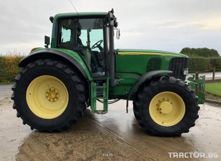 Трактори John-Deere 6920!!! 7