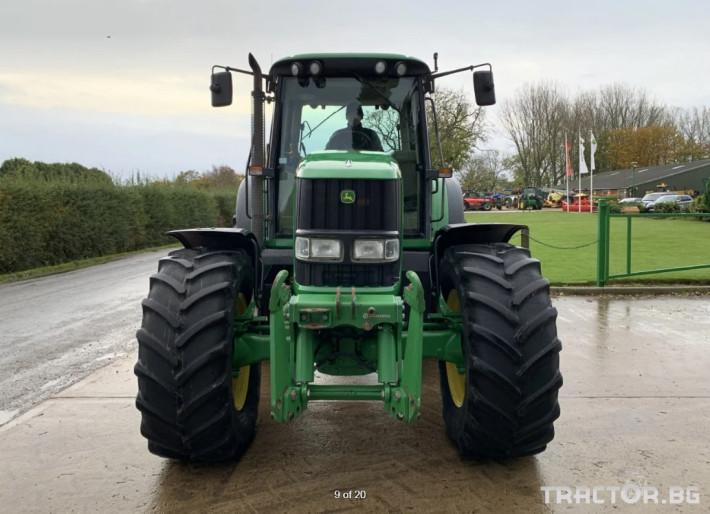 Трактори John-Deere 6920!!! 8