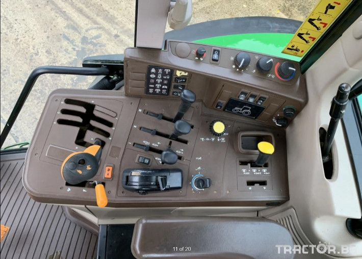 Трактори John-Deere 6920!!! 10