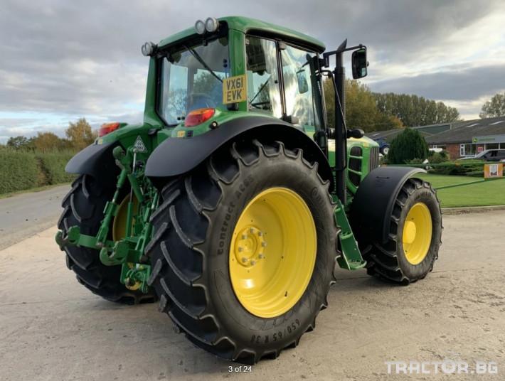 Трактори John-Deere 6830 Premium- 1812 ЧАСА!! 2