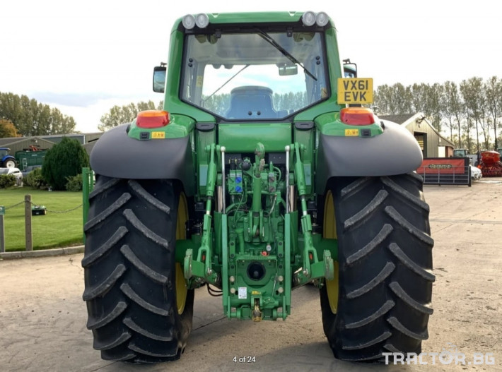 Трактори John-Deere 6830 Premium- 1812 ЧАСА!! 3