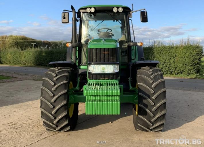 Трактори John-Deere 6830 Premium- 1812 ЧАСА!! 7