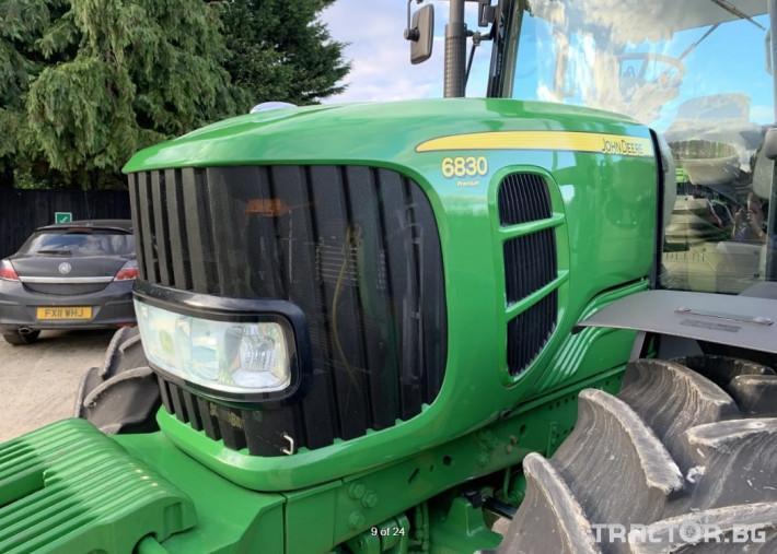 Трактори John-Deere 6830 Premium- 1812 ЧАСА!! 8