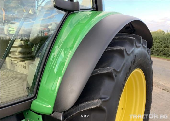 Трактори John-Deere 6830 Premium- 1812 ЧАСА!! 9