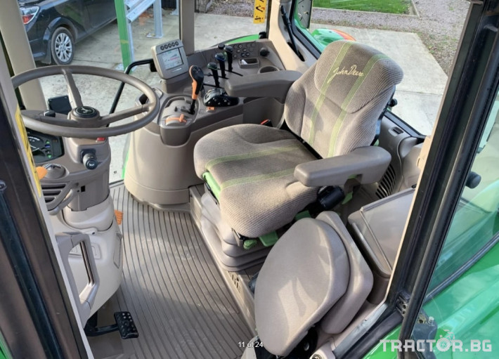 Трактори John-Deere 6830 Premium- 1812 ЧАСА!! 10