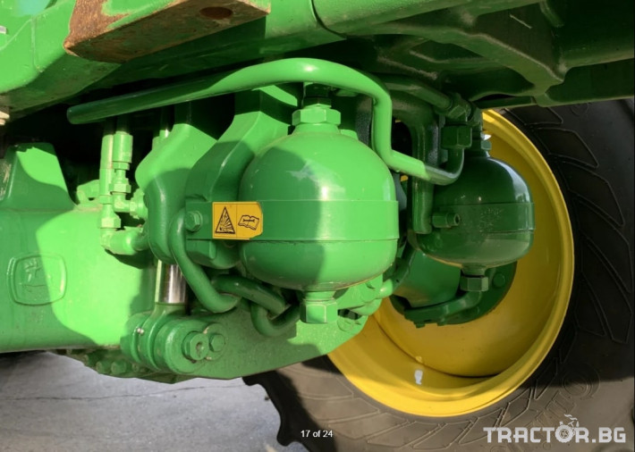 Трактори John-Deere 6830 Premium- 1812 ЧАСА!! 16