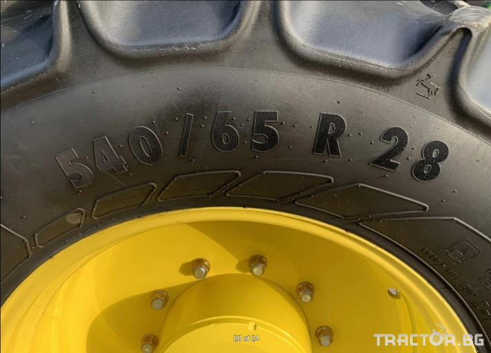 Трактори John-Deere 6830 Premium- 1812 ЧАСА!! 19