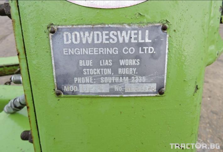 Плугове Dowdeswell DP4- 4 ТЕЛА 2