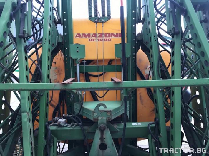 Пръскачки AMAZONE UF1200- 20м-НАЛИЧНА! 3 - Трактор БГ