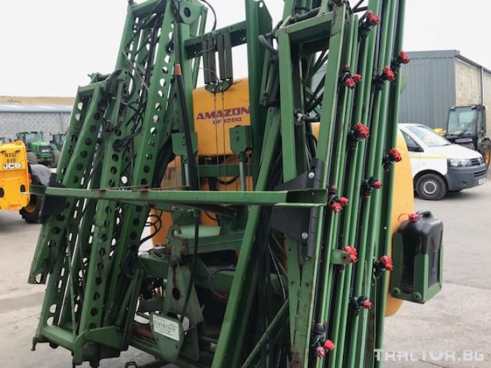 Пръскачки AMAZONE UF1200- 20м-НАЛИЧНА! 5 - Трактор БГ