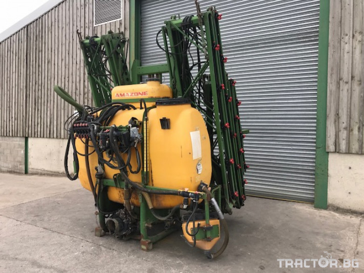 Пръскачки AMAZONE UF1200- 20м-НАЛИЧНА! 11 - Трактор БГ