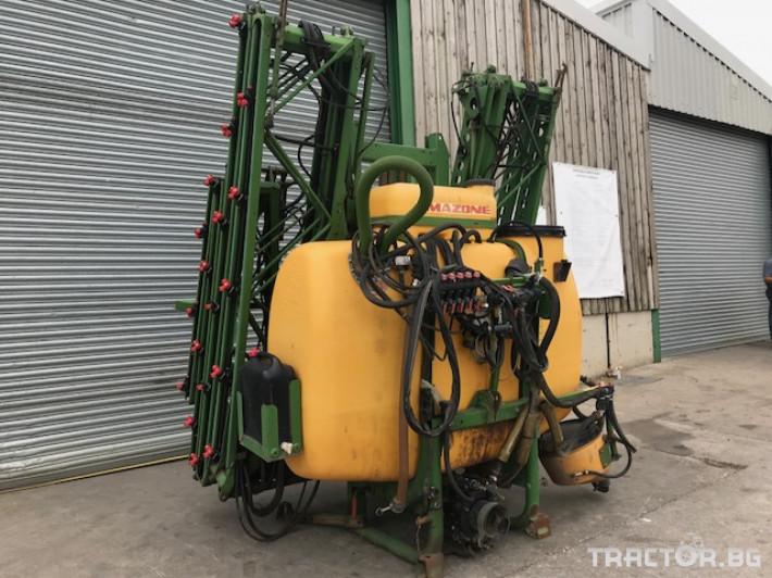 Пръскачки AMAZONE UF1200- 20м-НАЛИЧНА! 14 - Трактор БГ