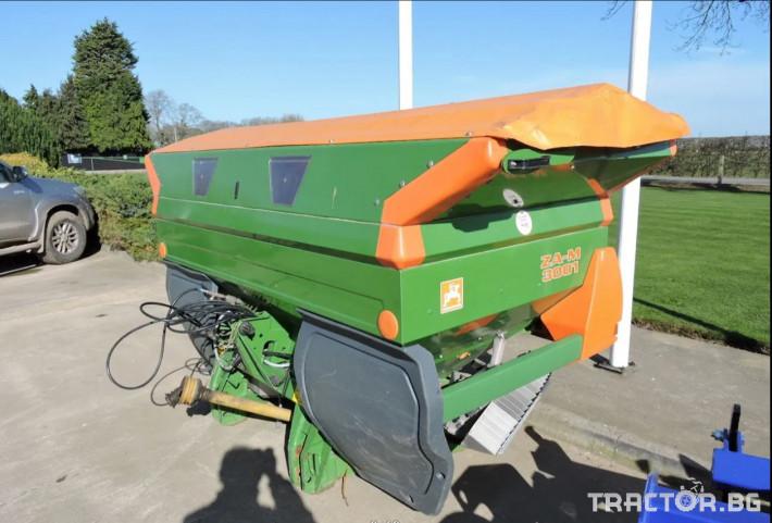 Торачки Amazone  ZA-M 3001 -НАЛИЧНА И НАМАЛЕНА! 1 - Трактор БГ