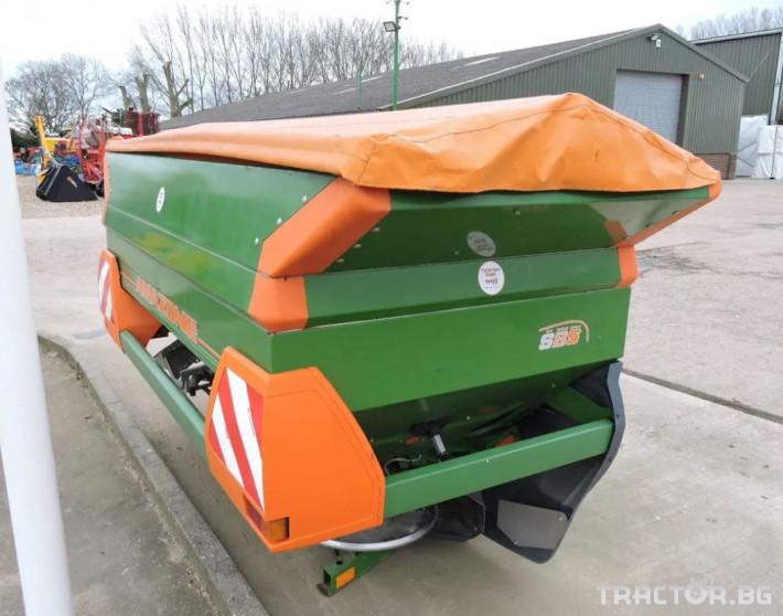 Торачки Amazone  ZA-M 3001 -НАЛИЧНА И НАМАЛЕНА! 4 - Трактор БГ