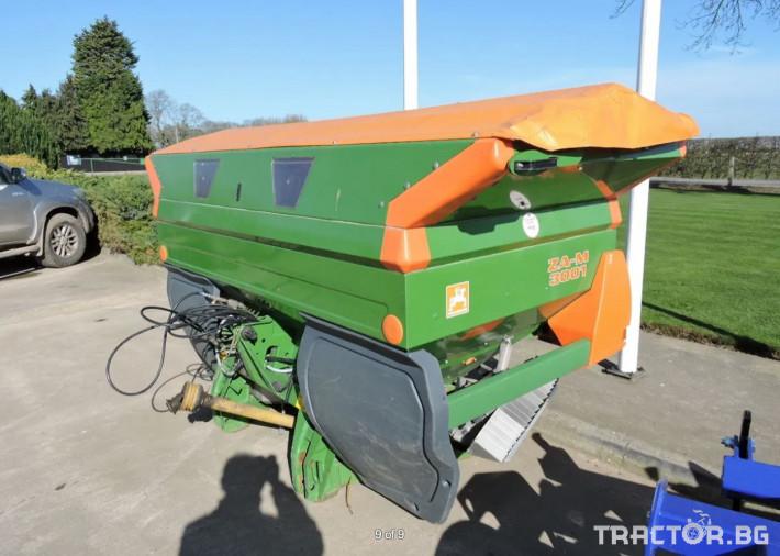Торачки Amazone  ZA-M 3001 -НАЛИЧНА И НАМАЛЕНА! 9 - Трактор БГ