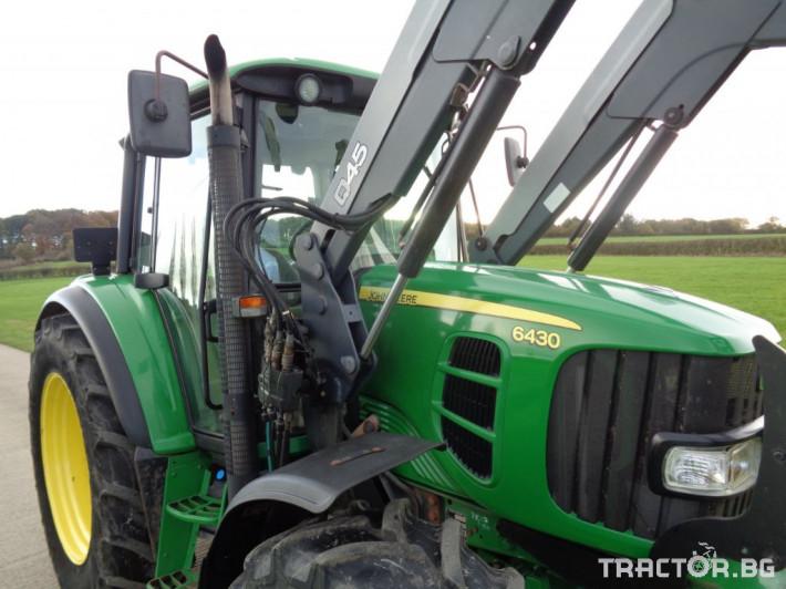 Трактори John-Deere 6430 С ТОВАРАЧ - 4815 ЧАСА! 2 - Трактор БГ