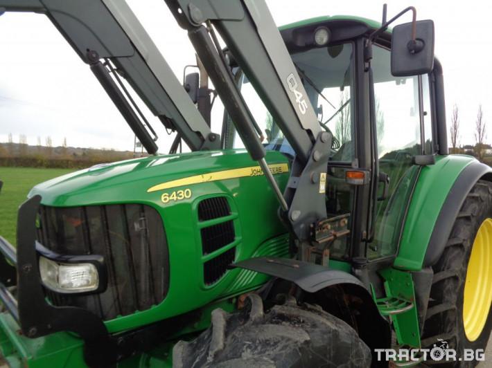Трактори John-Deere 6430 С ТОВАРАЧ - 4815 ЧАСА! 3 - Трактор БГ