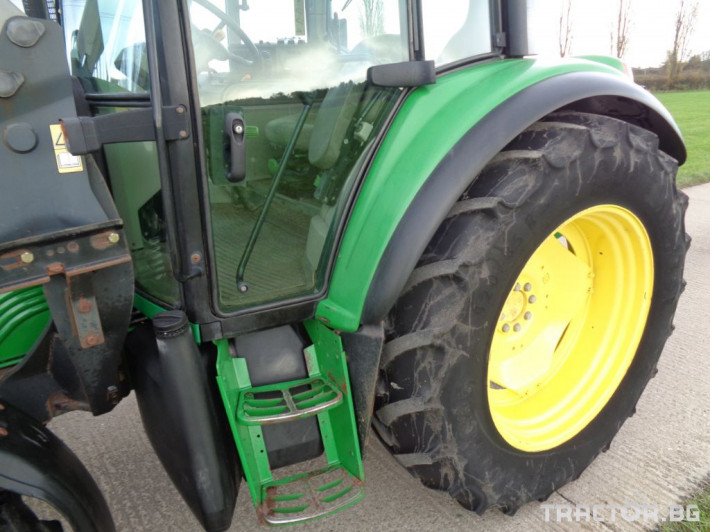 Трактори John-Deere 6430 С ТОВАРАЧ - 4815 ЧАСА! 4 - Трактор БГ