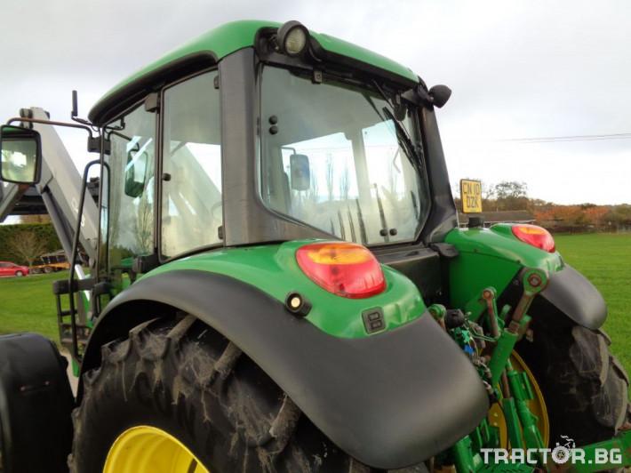 Трактори John-Deere 6430 С ТОВАРАЧ - 4815 ЧАСА! 8 - Трактор БГ