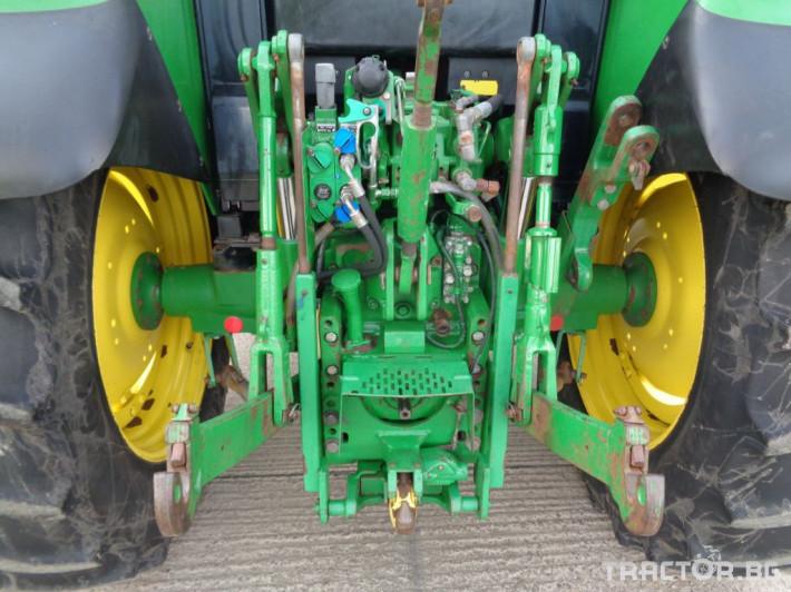 Трактори John-Deere 6430 С ТОВАРАЧ - 4815 ЧАСА! 9 - Трактор БГ