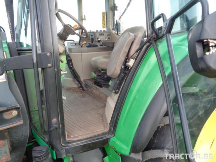 Трактори John-Deere 6430 С ТОВАРАЧ - 4815 ЧАСА! 11 - Трактор БГ