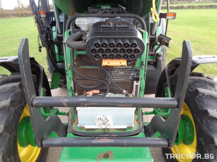 Трактори John-Deere 6430 С ТОВАРАЧ - 4815 ЧАСА! 16 - Трактор БГ