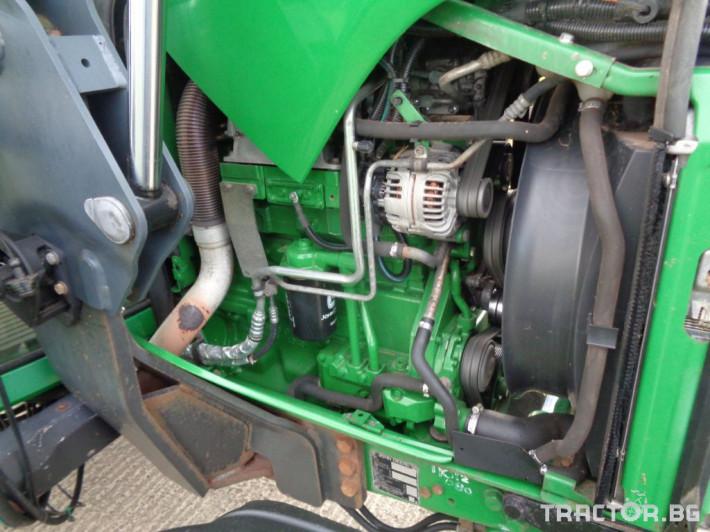 Трактори John-Deere 6430 С ТОВАРАЧ - 4815 ЧАСА! 17 - Трактор БГ